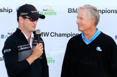 Mark Rolfing & Zach Johnson